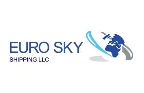 Euro Sky Shipping Logo